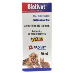 Biotivet Jarabe 60ml