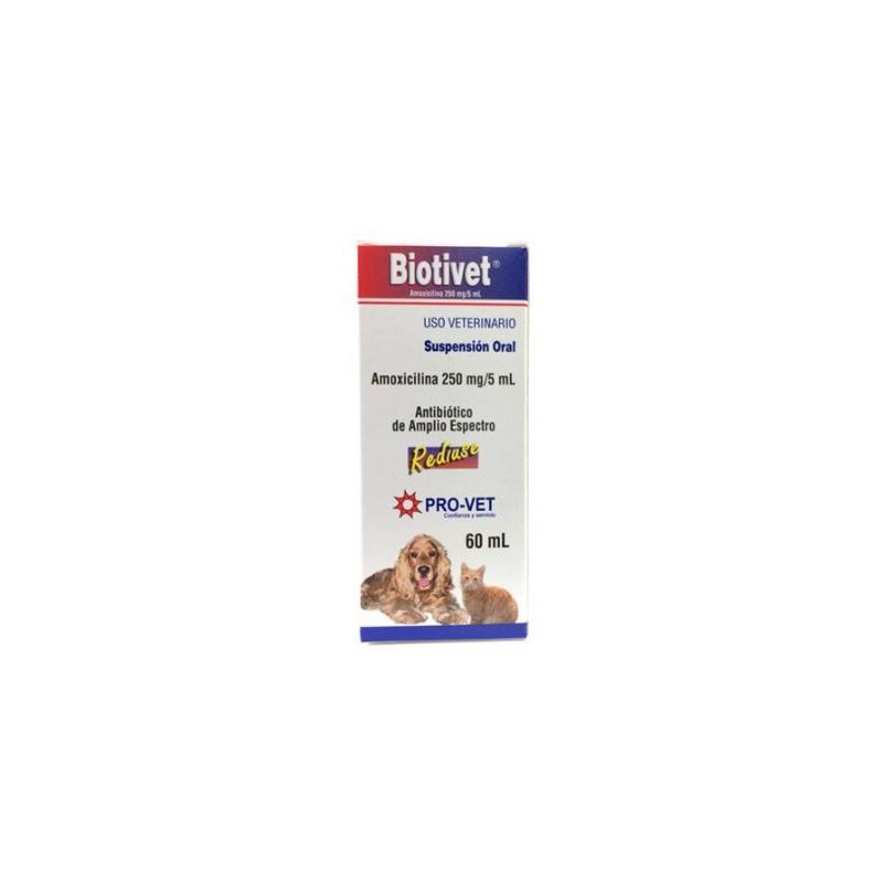 Biotivet Jarabe 60ml Suspension Oral Medicamentos