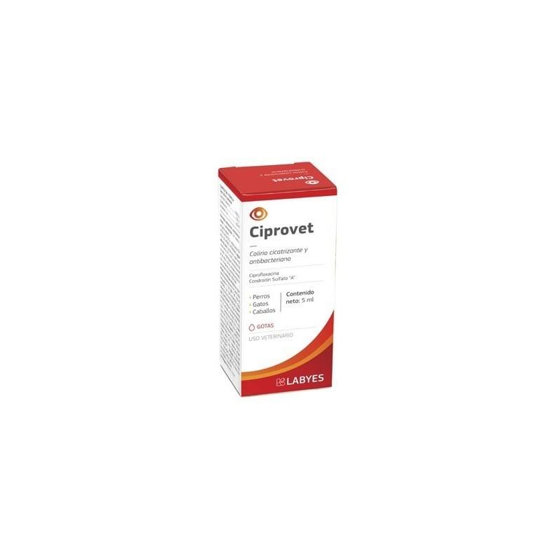 Ciprovet Gotas 5ml Medicamentos