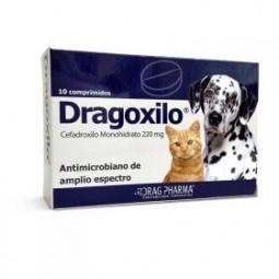 Dragoxilo 220mg perros y gatos Medicamentos
