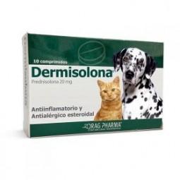 Dermisolona 20mg Comprimidos