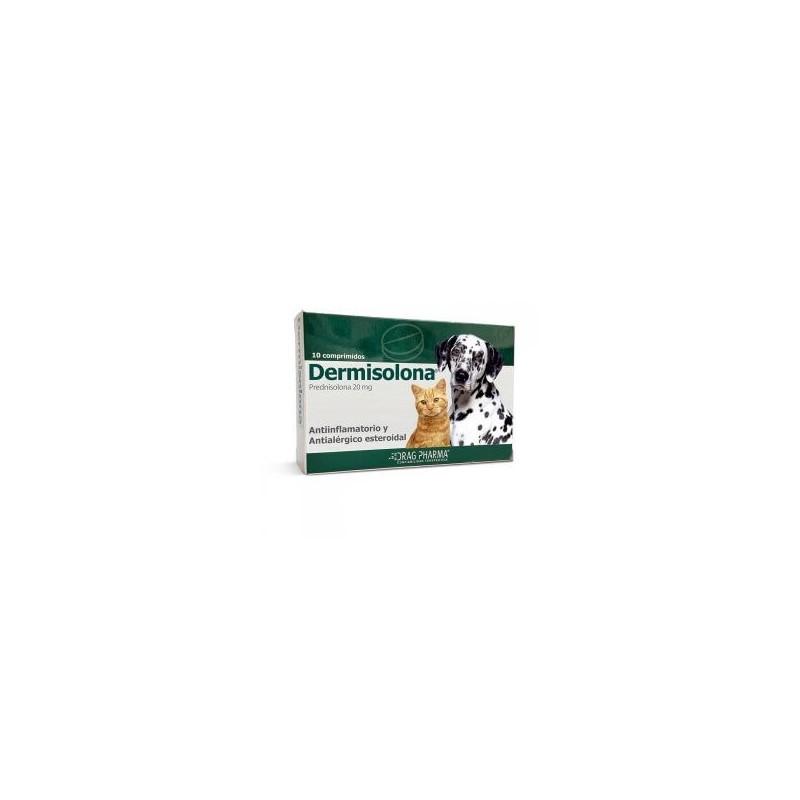 Dermisolona 20mg Comprimidos Medicamentos