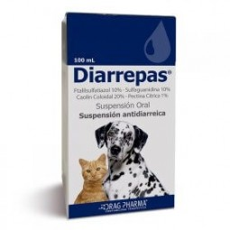 Diarrepas 100ml Suspension Oral Medicamentos