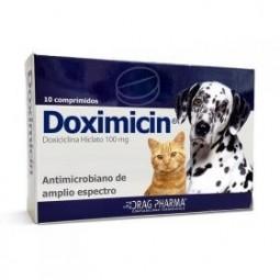 Doximicin 100mg Comprimidos Medicamentos