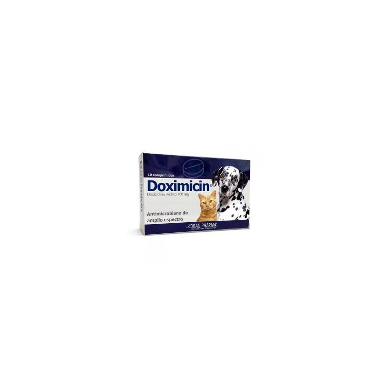 Doximicin 100mg Comprimidos