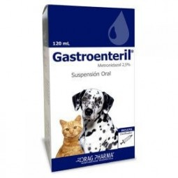 Gastroenteril 120ml Suspension Oral Medicamentos