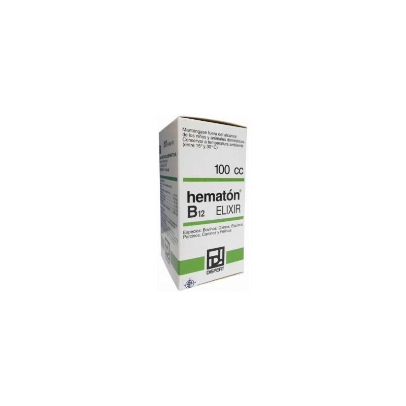 Hematon B12 Elixir 100ml Medicamentos