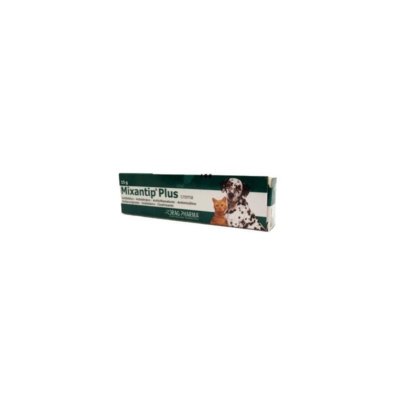 Mixantip Plus Crema 15g Medicamentos