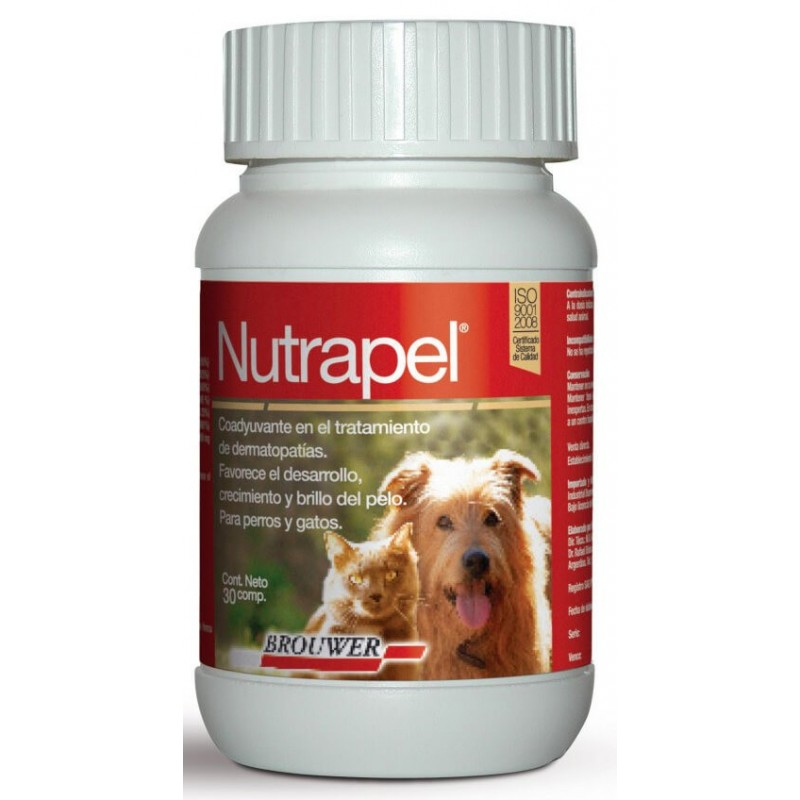 Nutrapel 30 Comprimidos