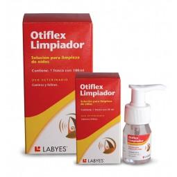 Otiflex 100ml Limpiador Auricular Medicamentos
