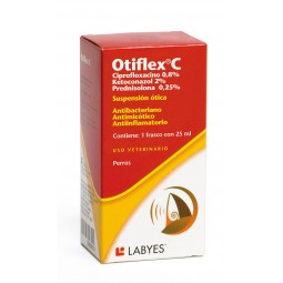 Otiflex C 25ml Medicamentos