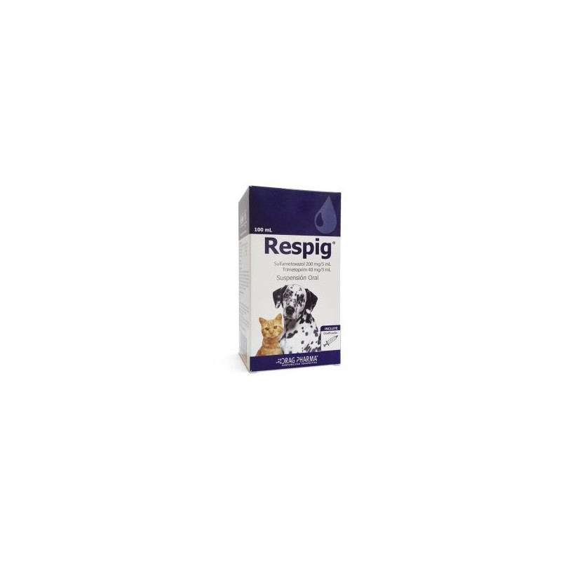 Respig 100ml Suspension Oral