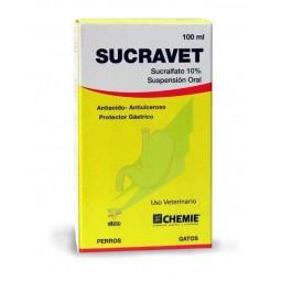 Sucravet Jarabe 100ml Medicamentos
