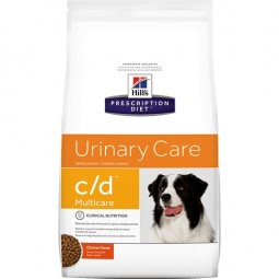 Hills c/d Urinary Care Multicare 7,98Kg