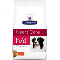 Hills h/d Heart Care Canine 1,5kg