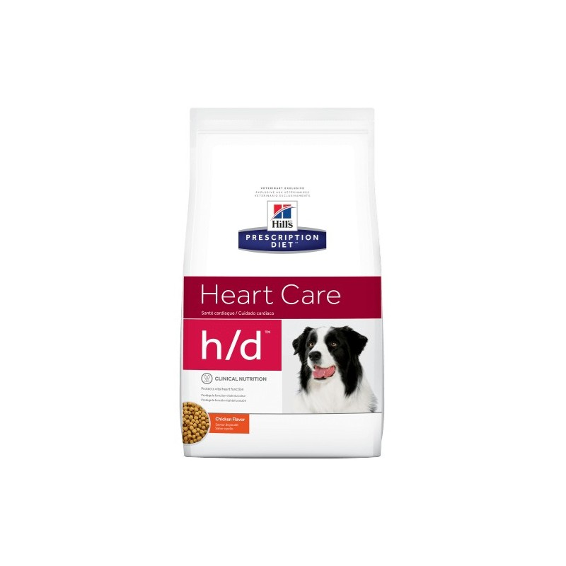 Hills h/d Heart Care Canine 7,98kg