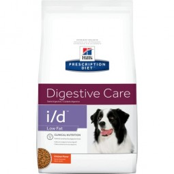 Hills i/d Digestive Care Low Fat Canine 3,85kg