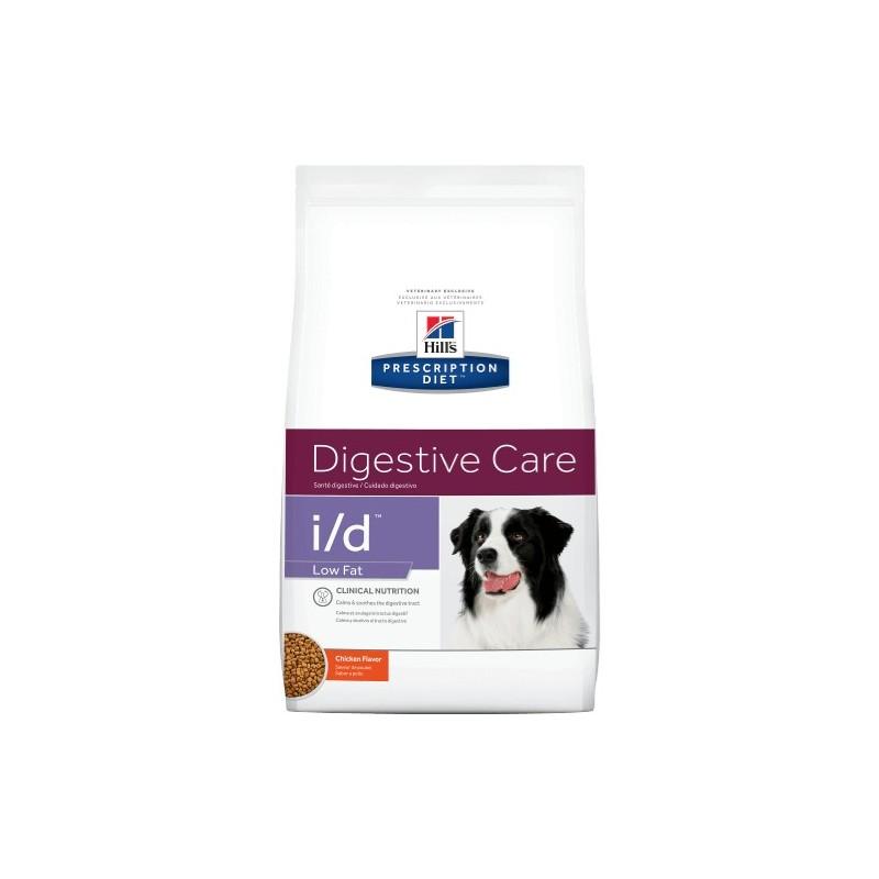Hills i/d Digestive Care Low Fat Canine 3,85kg Alimentos medicados Perros