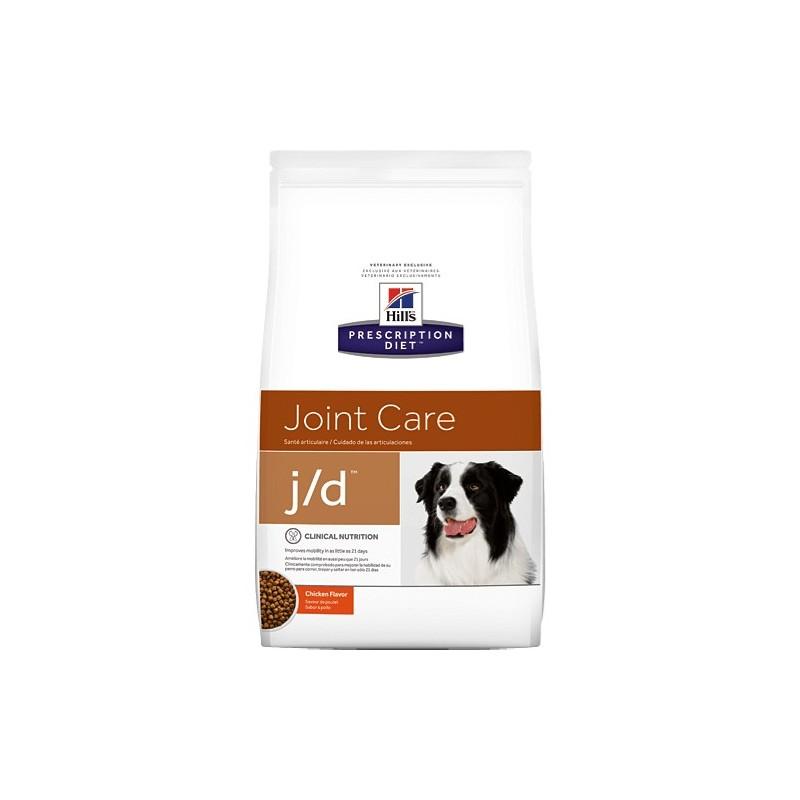 Hills j/d Joint Care Canine 12,5Kg Alimentos medicados Perros