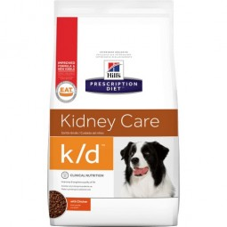 Hills k/d Kidney Care Canine 1,5kg Alimentos medicados Perros