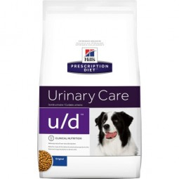 Hills u/d Urinary Care Canine 3,85kg