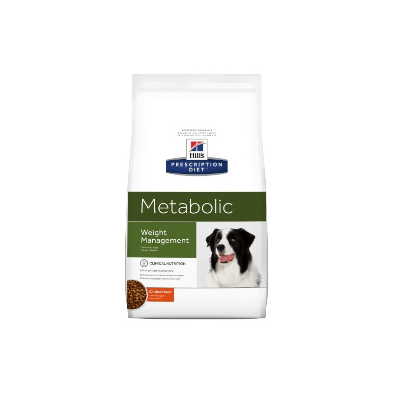 Hills Metabolic Canine 12,5Kg Alimentos medicados Perros