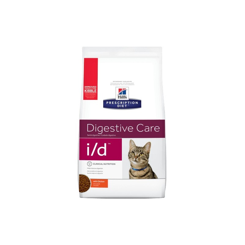Hills i/d Digestive Care Feline 1,81kg Alimentos medicados Gatos