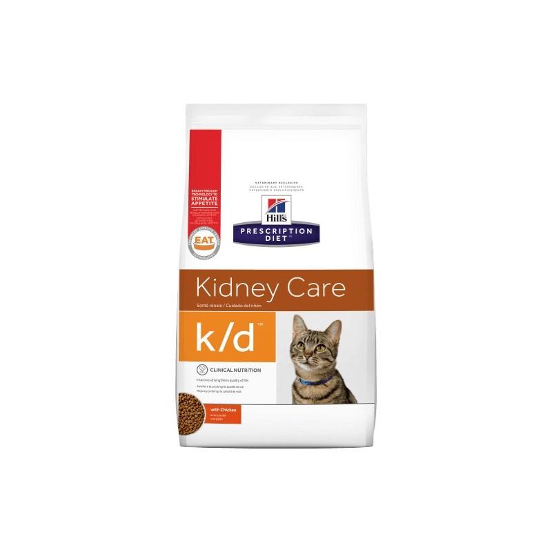 Hills k/d Kidney Care Feline 1,81kg
