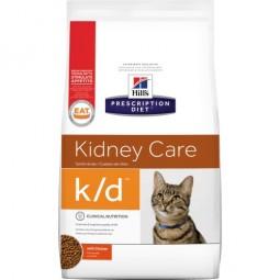 Hills k/d Kidney Care Feline 3,8kg