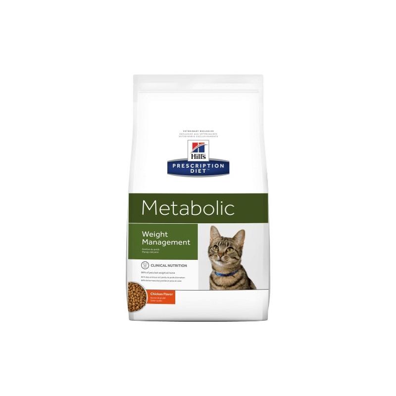 Hills Metabolic Feline 3,85kg Alimentos medicados Gatos
