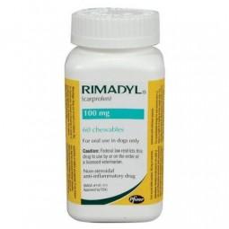 Rimadyl 100mg - 60 Comprimidos Medicamentos
