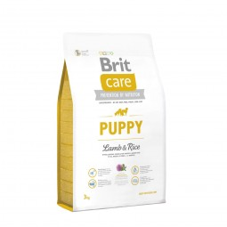 Brit Care Puppy Cordero y Arroz 3Kg Cachorros