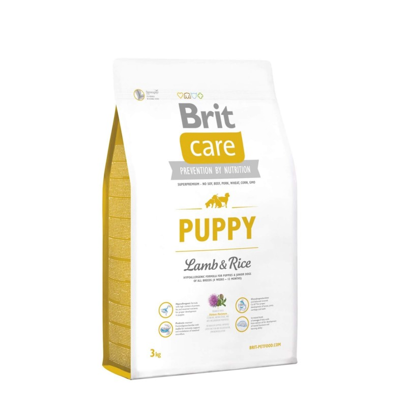 Brit Care Puppy Cordero y Arroz