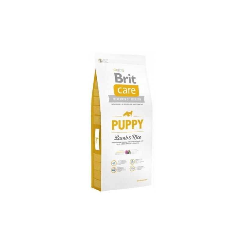 Brit Care Puppy Cordero y Arroz 12Kg