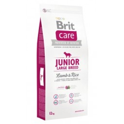Brit Care Junior Large Breed Cordero 12Kg Cachorros
