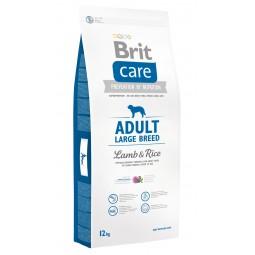 Brit Care Adult Large Cordero y Arroz 12Kg ALIMENTO PARA PERROS