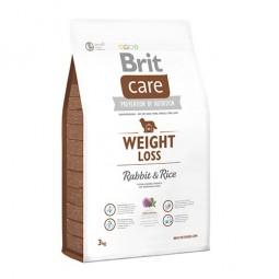 Brit Care Weight Loss Conejo y Arroz 3Kg