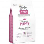Brit Care Grain Free Puppy Salmon