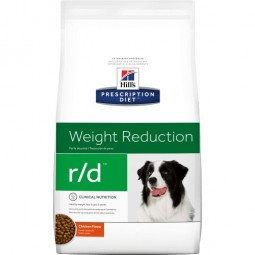 Hills r/d Weight Reduction 3,85Kg Alimentos medicados Perros