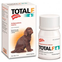 Total Full jarabe 15ml Antiparasitarios internos