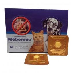 Mebermic Comprimido Antiparasitario Antiparasitarios internos