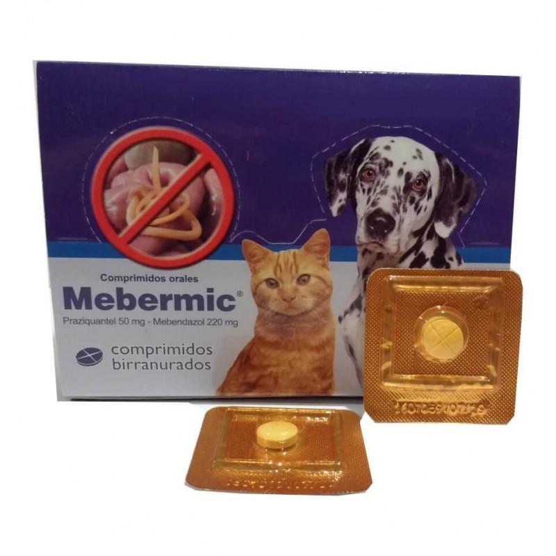 Mebermic Comprimido Antiparasitario