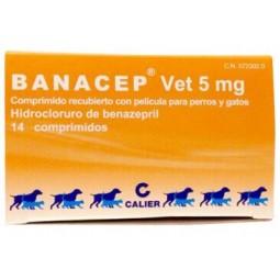Banacep 5mg Comprimidos