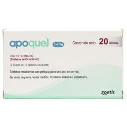 Apoquel 5.4mg Comprimidos Medicamentos