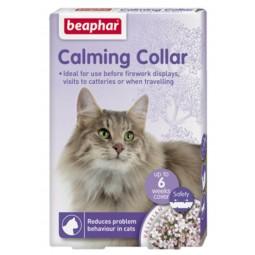 Calming Collar para Gatos Entrenamiento y Comportamiento
