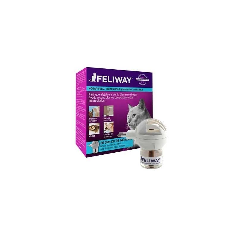 Feliway Classic Difusor + Repuesto 48ml Entrenamiento y Comportamiento