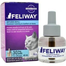 Feliway Classic Repuesto 48ml Entrenamiento y Comportamiento