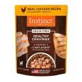 Instinct Pouch Canino Pollo 85g Alimentos Holísticos