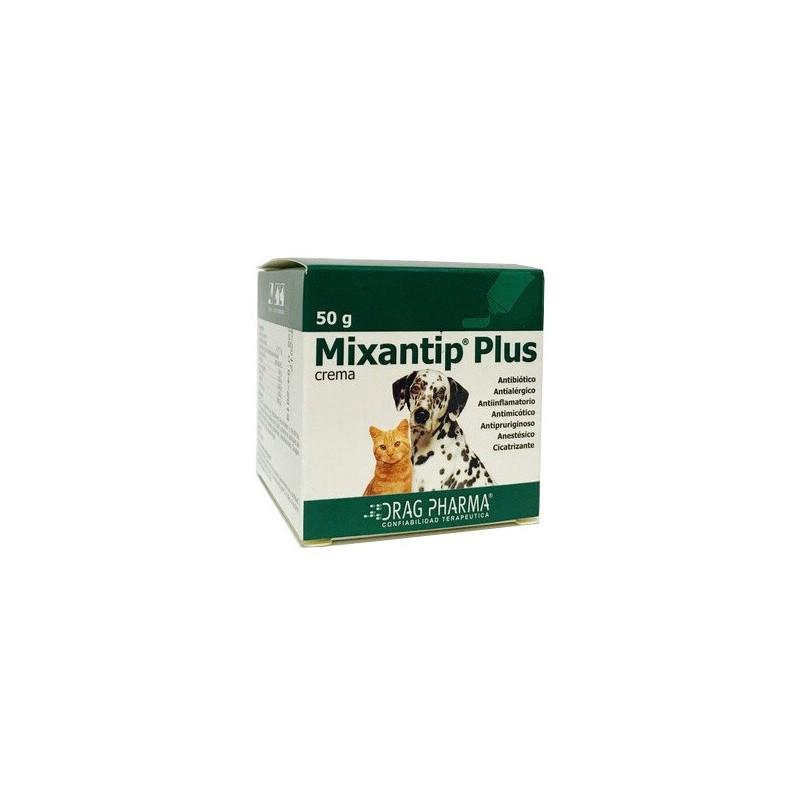 Mixantip Plus Crema 50g Medicamentos