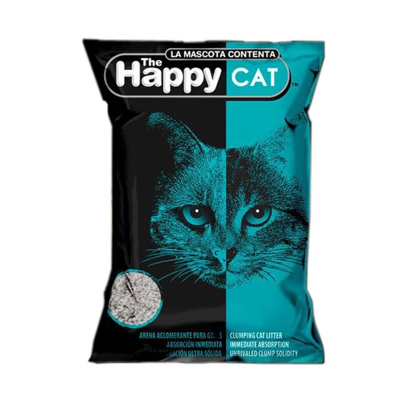 Arena The Happy Cat 18Kg Arenas Sanitarias